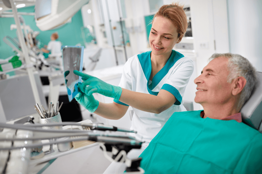 Web & Mobile Solutions For Dental Clinics