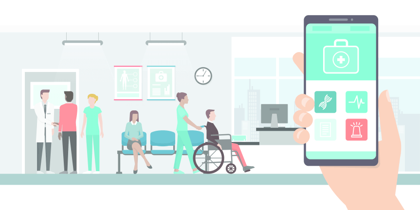 DIT's Web Solutions For Healthcare Practioners