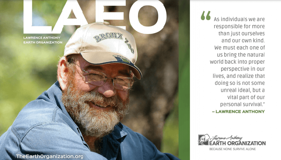 laelo - The Earth Organization